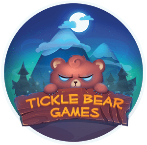Tickle Bear Games Logo